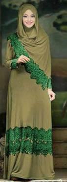 Baju Syari Terbaru12