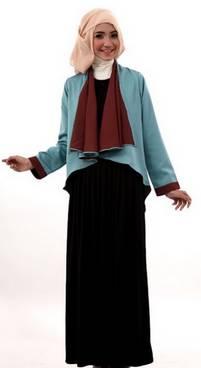 Baju Syari Terbaru13