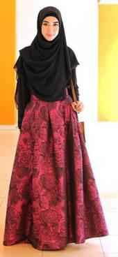 Baju Syari Terbaru14