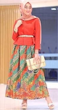 Baju Muslim Desain Modern 02