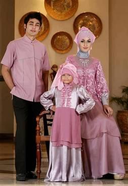 Baju Muslim Keluarga Pesta 01