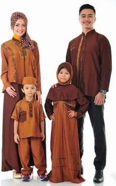 Baju Muslim Keluarga Sarimbit 01