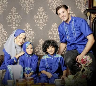 Baju Muslim Keluarga Trendy 01