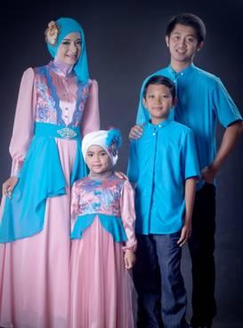 Baju Muslim Keluarga Trendy 02