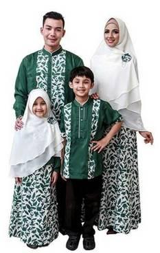 Baju Muslim Keluarga Trendy 04