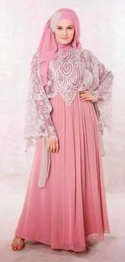 Baju Muslim Pesta 02