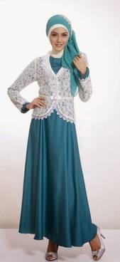 Baju Muslim Pesta 04