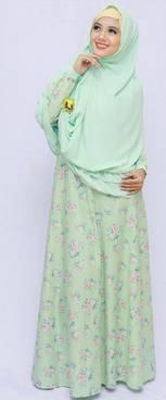 Desain Baju Muslim Syari 02