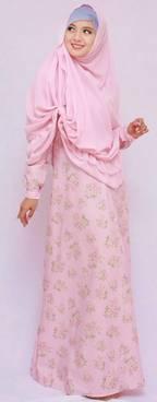Desain Baju Muslim Syari 04