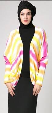 Desain Dress Muslim Trendy 01