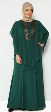 Desain Dress Muslim Trendy 02