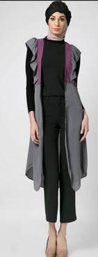 Desain Dress Muslim Trendy 03
