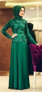 Gaun Kebaya Muslim 03