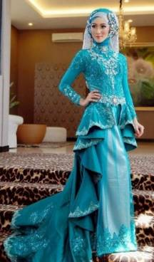 Gaun Kebaya Muslim 04