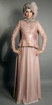 Gaun Kebaya Muslim 05