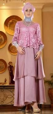 Gaun Kebaya Muslim 06