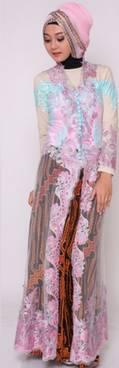 Gaun Kebaya Muslim 08