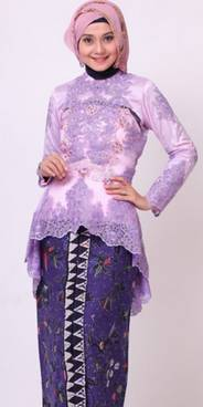 Gaun Kebaya Muslim 09