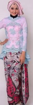 Gaun Kebaya Muslim 10