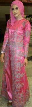 Gaun Kebaya Muslim 14
