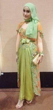 Gaun Kebaya Muslim 19