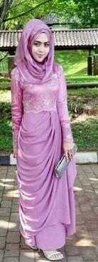 Gaun Kebaya Muslim 20