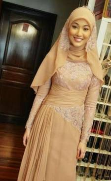 Gaun Kebaya Muslim 21