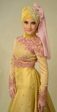 Gaun Kebaya Muslim 24