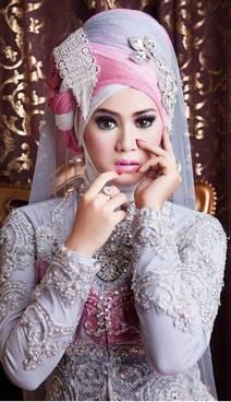 Gaun Kebaya Muslim 25