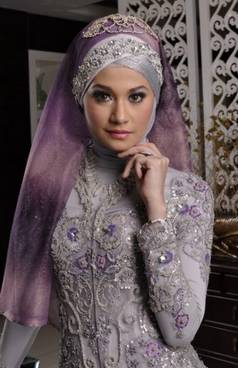 Gaun Kebaya Muslim 26