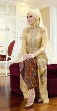Gaun Kebaya Muslim 27