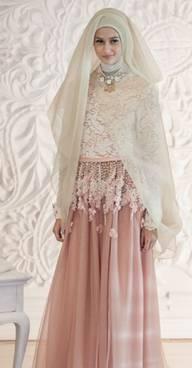 Gaun Kebaya Muslim 29