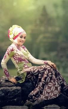 Gaun Kebaya Muslim 31