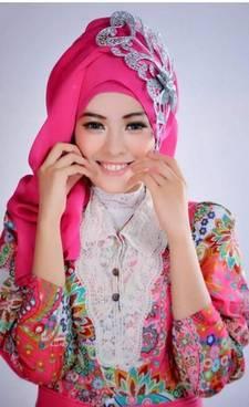 Gaun Kebaya Muslim 32