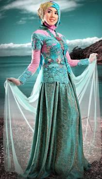 Gaun Kebaya Muslim 33