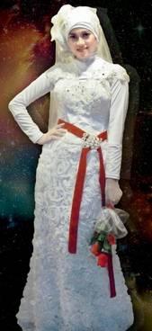 Gaun Kebaya Muslim 34