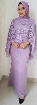 Gaun Kebaya Muslim 40