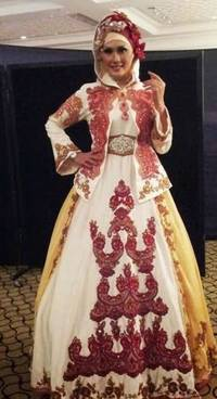 Gaun Kebaya Muslim 42