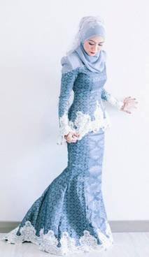 Gaun Kebaya Muslim 43
