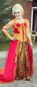 Gaun Kebaya Muslim 46