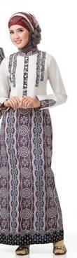 Gaun Kebaya Muslim 49