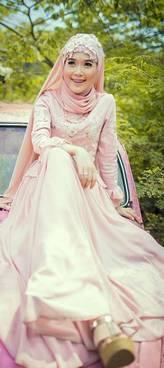 Gaun Kebaya Muslim 50