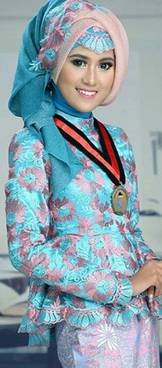 Kebaya Muslim Wisuda 28