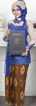 Kebaya Muslim Wisuda 48