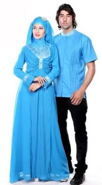 Model Baju Couple Sasirangan 03