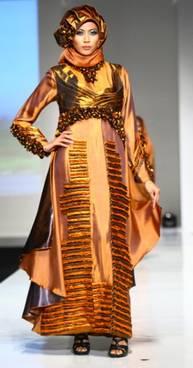 Sasirangan Model Baju Pesta 02