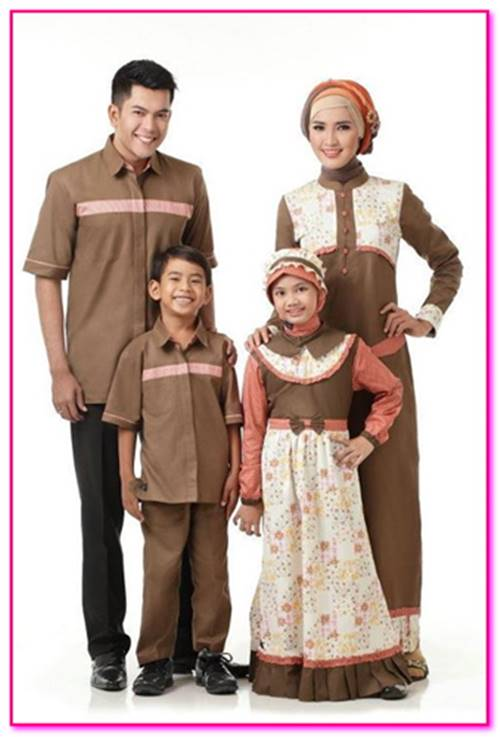 baju couple muslim modern 2014
