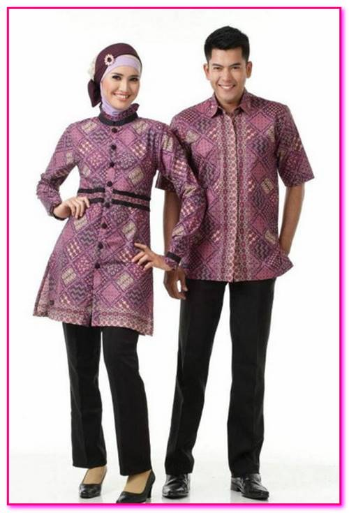 baju couple muslim modern