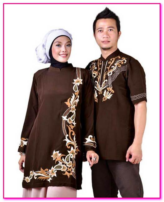 baju couple muslim polos