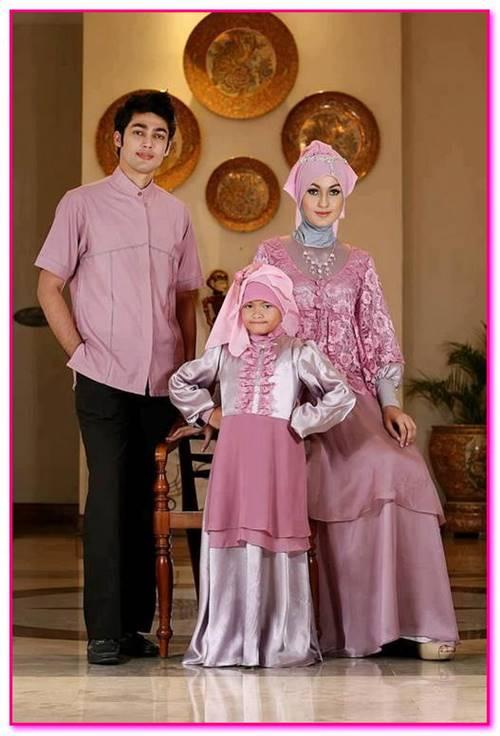 baju couple muslim sederhana